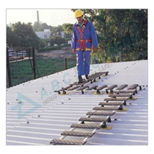 Roof Line Fall Arrester System