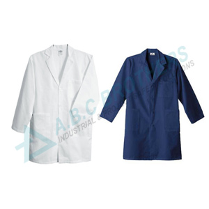 Drill Cotton Doctor's Coat