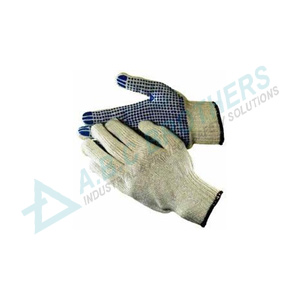 PVC doted Gloves